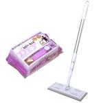 쿠루르 부직포 청소기+청소용 부직포(정전기 청소포)210매+30매 더!