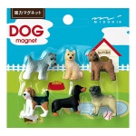 MINI MAGNET (6pcs) - 강아지