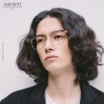 애쉬크로프트 로크 - 시나몬 클리어 & 골드