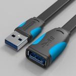 벤션 칼국수형 USB 3.0 연장케이블 연장선 5Gbps