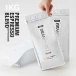 [빈플러스] 로스팅 원두커피 프리미엄 블렌드 1kg