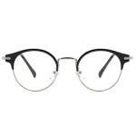 [리끌로우] B180 BLACK SILVER 안경