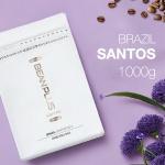[빈플러스] 신선한 로스팅 원두커피 산토스 1kg