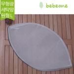 [베베원] 무형광 세탁망 원형라지