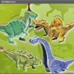 3D입체퍼즐 공룡시리즈2 [CK037]