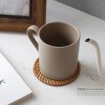 [2HOT] 뉴 라탄 컵받침 원형 1P