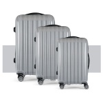 20호 하드캐리어 여행가방 확장형CP123N 20 그레이