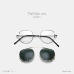 스노우클래스 - SNS001  코받침없는 안경