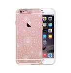 iPhone 6 Clear shied Rosegold (firework)