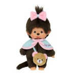 몬치치 45th Anniverssary Happy Trip Monchhichi Girl S