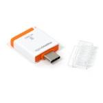 USB3.0 C타입 MicroSD카드 리더기 MI-CR002 512G 지원