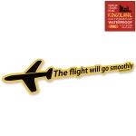 The Flight - 캐리어/노트북 스티커
