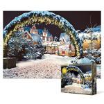 500피스 직소퍼즐 - 코부르크의 크리스마스