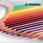 [스타빌로] 아쿠아컬러 Aquacolor 색연필 12C 세트