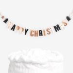 [인디고샵] 미니 반짝이는 크리스마스 가랜드