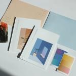 Dearest 책편지 시즌2 바람 볕 기념일 커플 편지책