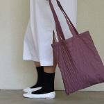 wave ecobag (MARSALA)