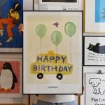 [카멜앤오아시스] Happy Birthday 포스터