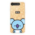 BT21 iPhone8 /7 코야 미러 라이팅 케이스 (Hybrid)