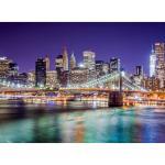 뉴욕의 도시야경 [1000피스/직소퍼즐/풍경/HP1013]