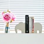 ELEPHANT BOOKEND