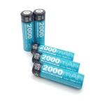 청연 18650 리튬이온 배터리팩 충전지 2000mAh