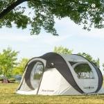그라비티 캠프 원터치 텐트 패밀리 GV-040