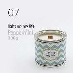 Light up my life 소이캔들 - 페퍼민트 (Peppermint)