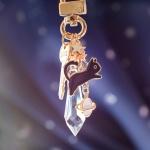 열쇠지키는 우주냥이 에어팟 키링