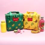 [스닐로스티치] 스닐로 바나나 보온보냉 피크닉 가방