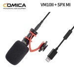 코미카 VM10ll 애플 라이트닝 마이크 케이블 세트