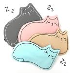 고양이 냉온 안대