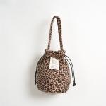 Strap Bucket Bag (Leopard) - P005B_LP