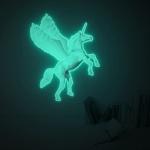 달빛유니콘 Moonlight Unicorn (야광유니콘스티커)