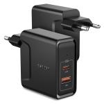 슈피겐 PD지원 2PORT USB 고속 가정용충전기 30W