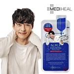 [메디힐]  엔엠에프(NMF) 아쿠아링 앰플 현빈싸인 마스크팩 1매