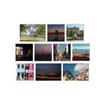 (1+1) 하오팅투어 - 유럽 사진 엽서 세트