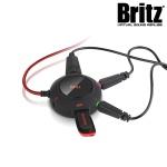 브리츠 게이밍 USB 멀티허브 K-S2 (플러그 앤 플레이 / RED LED / 헤드셋 단자)