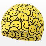 헬멧안에 착용하는 MESH SKULL CAP 스마일리CH1563114