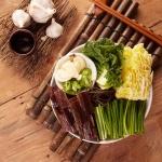 쫀득한 햇 과메기 야채풀셋트 2종