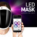 오로라 LED 마스크 KML-100