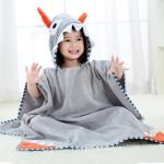 [클라모프] 어린이 캐릭터 타올가운