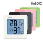 휴비딕 온도습도계 시계표기 온습도계 HT-1 (화이트)