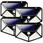 어반 LED 태양광 센서등 S1 본품 4개세트