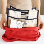 Long Mesh Bag In Bag