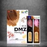 파주 DMZ지역 자연산 100% 꿀 선물세트 800g X 2개