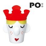 [피오] 퀸 머그n리드 200ml
