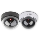 모션인식 모형 가짜 CCTV 감시 카메라 모형2종 방범