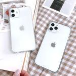 아이폰11 클리어 방탄케이스