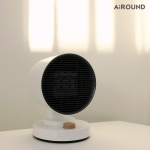 어라운드 서큘레이터형 PTC 미니 온풍기 AR-CH023